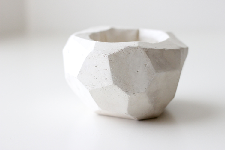 Clay Geometric Bowl TUTORIAL (8)