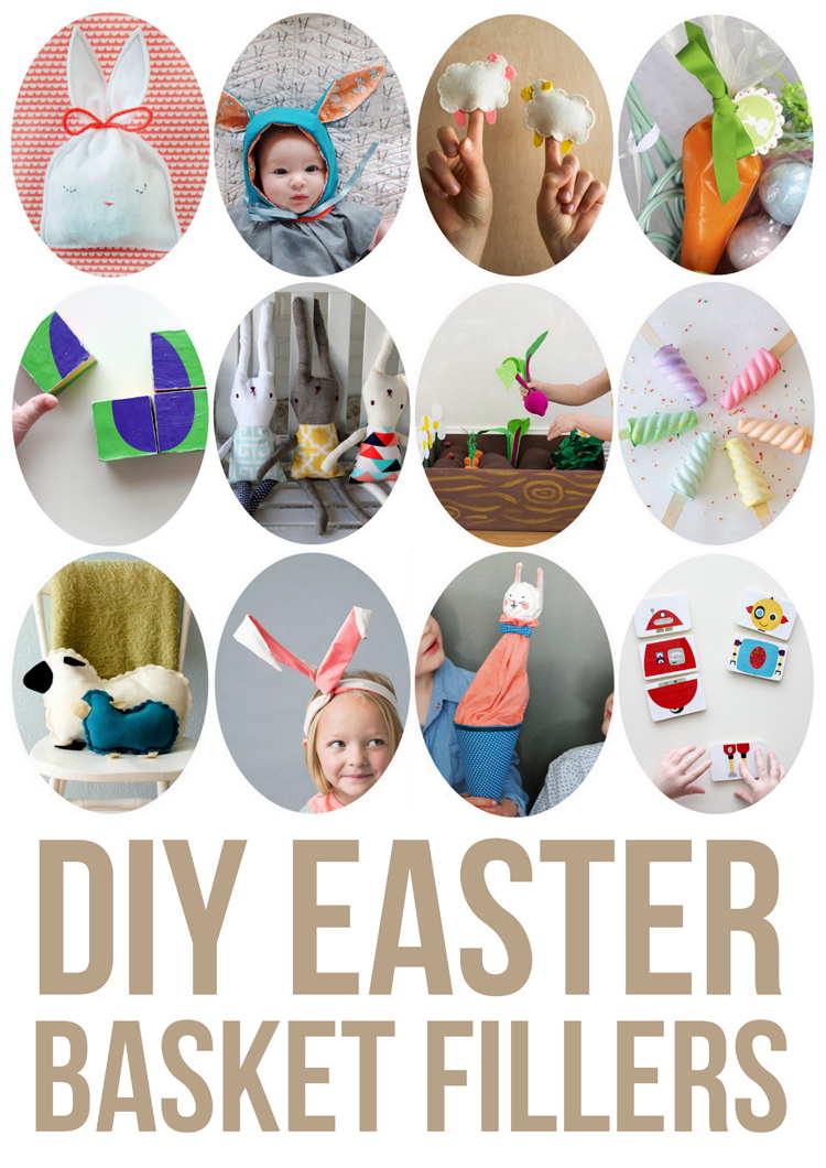 DIY Easter Basket Fillers