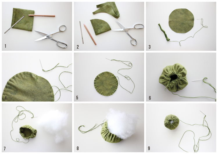 Geometric Cactus Pin Cushion TUTORIAL (13)