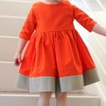 Spring Dresses + $50 Ribbon Retreat Fabric Giveaway