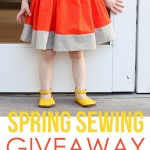 Spring Sewing Giveaway Extravaganza