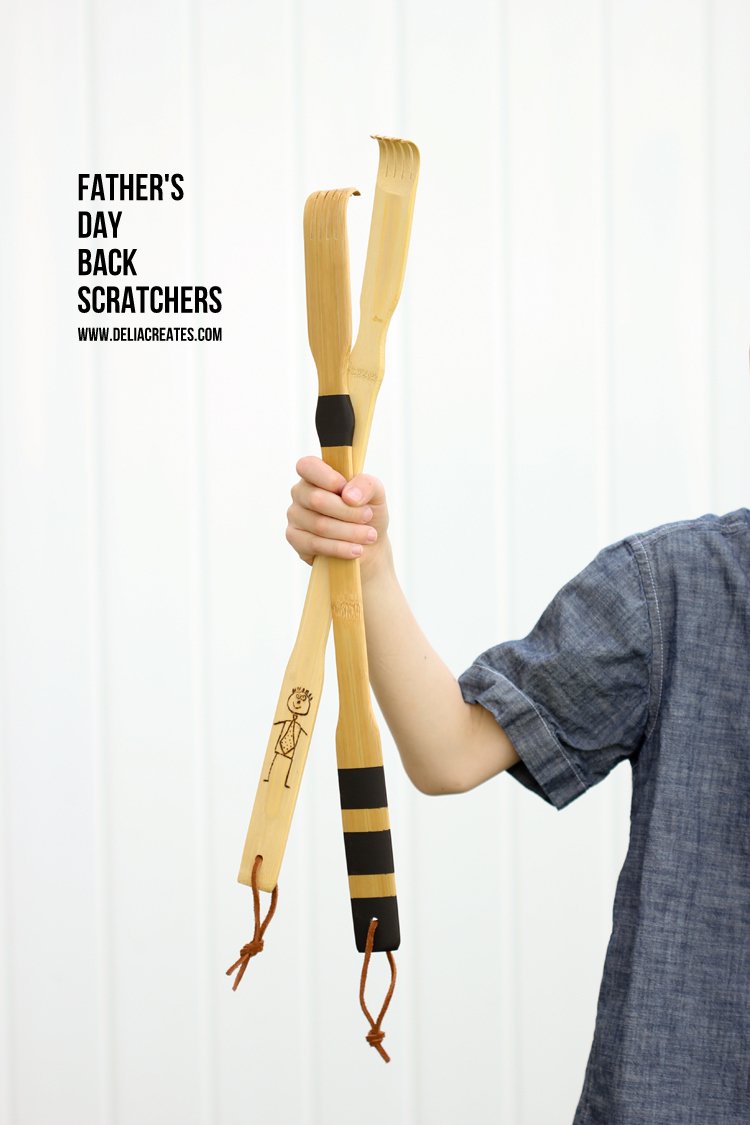 Father's Day Back Scratchers - Delia Creates (13 of 16)