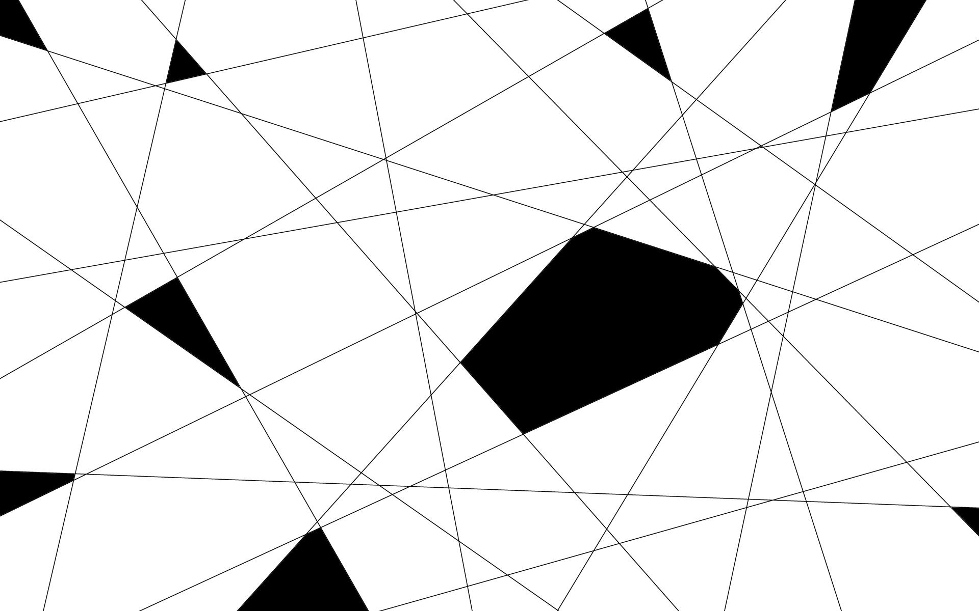 Geometric Lines Desktop Wallpaper Creativity Takes Courage