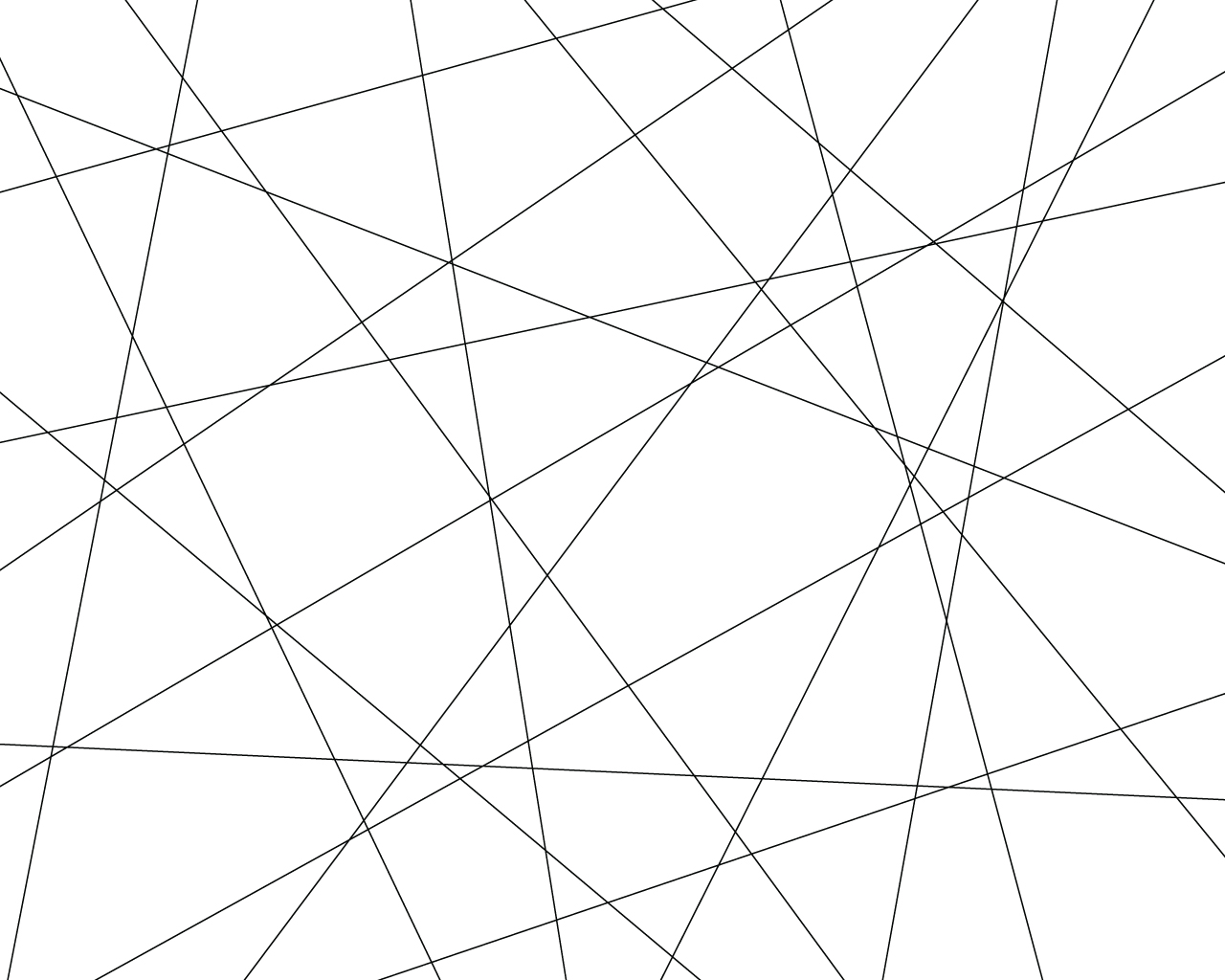 Geometric Line Drawing Artists : Black and white desktop wallpapers free