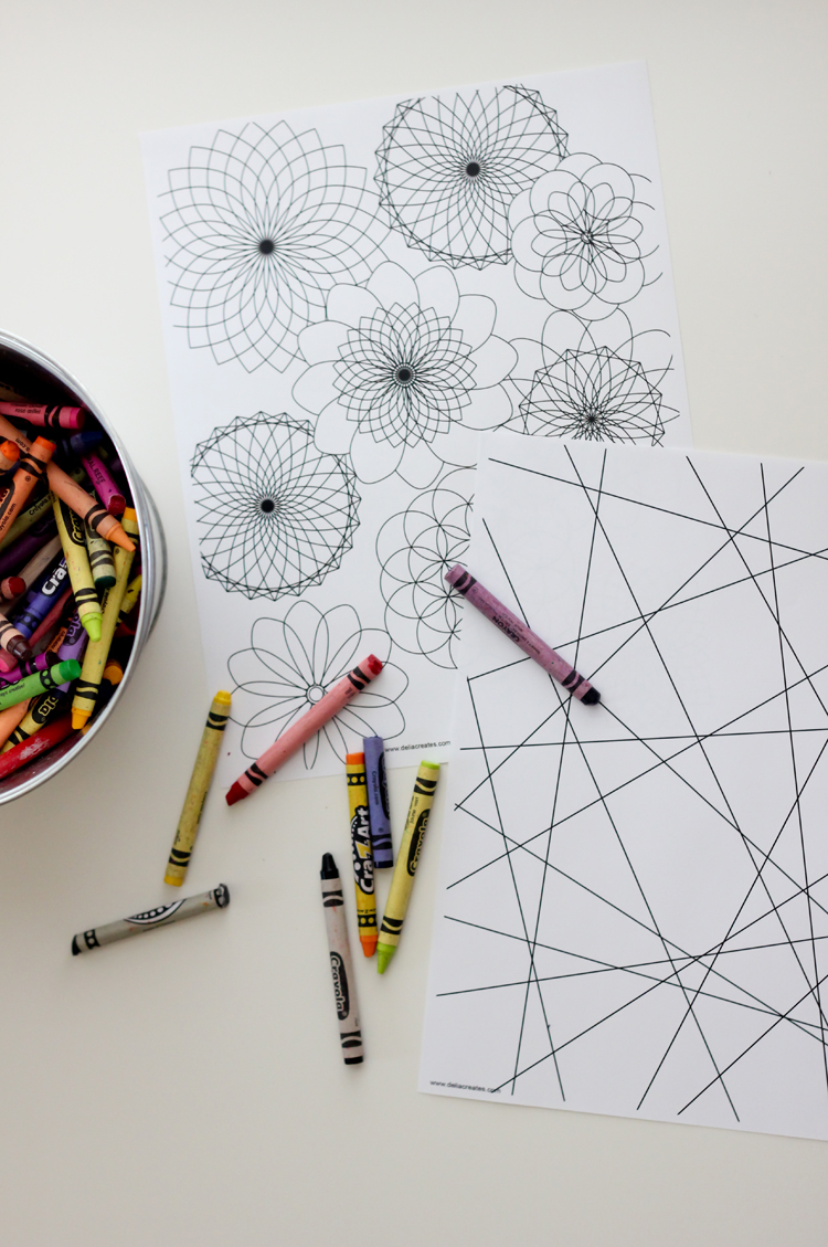 Giant Coloring Pages (25 of 28)