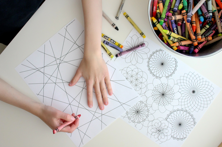 Giant Coloring Sheet