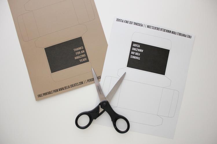 Teacher Gift Card Box Free Printable - Delia Creates (1 of 27)