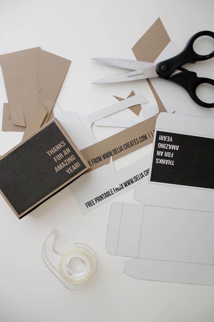 Teacher Gift Card Box Free Printable - Delia Creates (2 of 27)