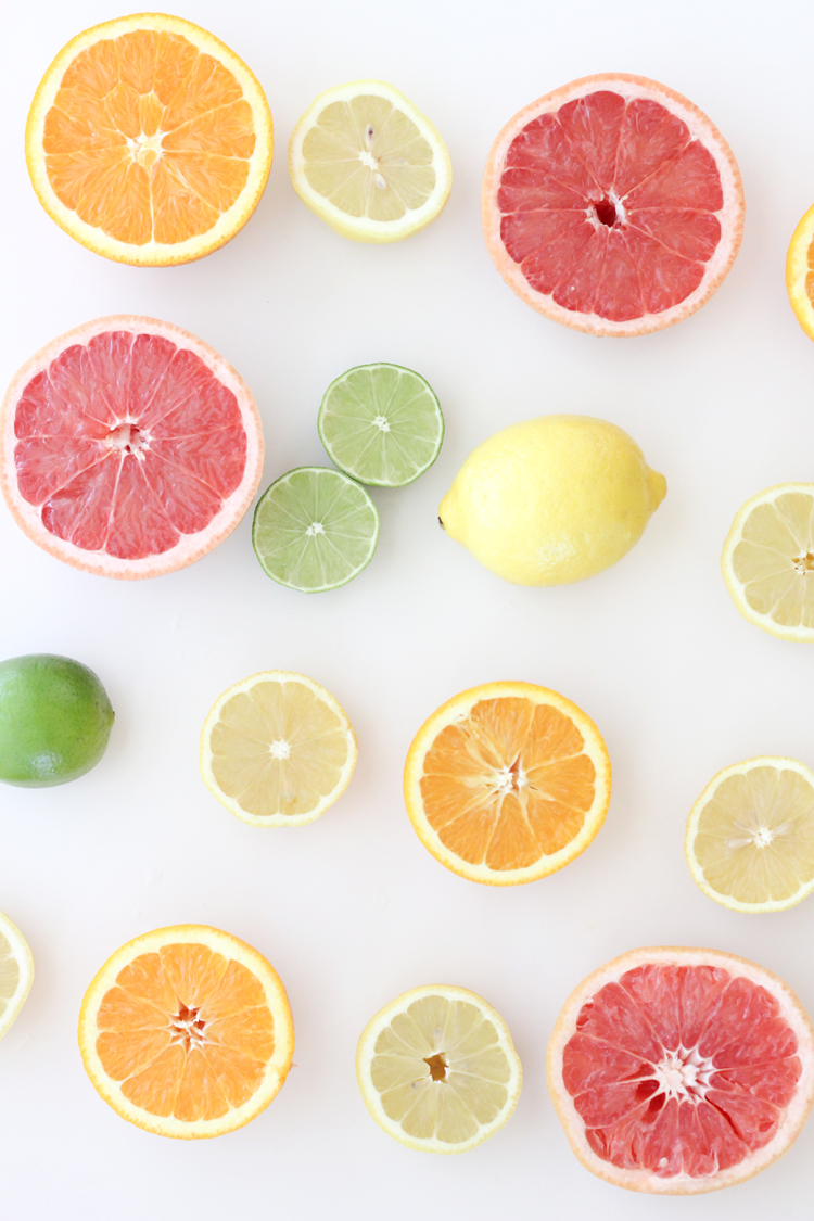 Four Citrus Lemonade - Delia Creates
