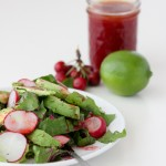 Sweet Cherry Lime Vinaigrette