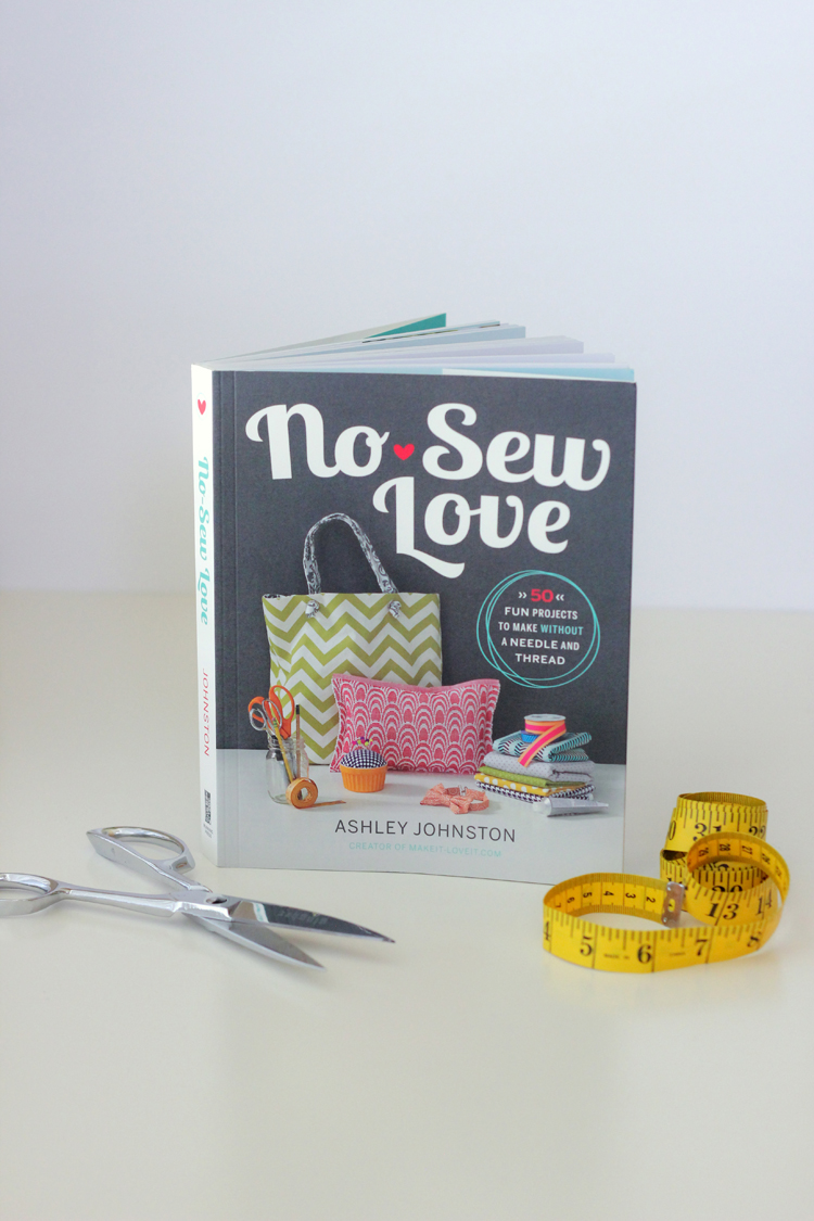 """No Sew Love"" Book Review + Giveaway....Delia Creates"