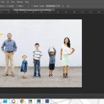 Merged Family Photo Tutorial