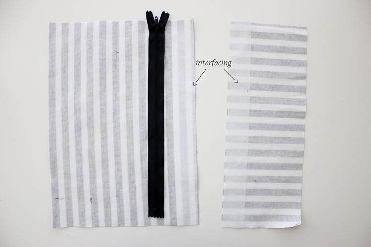 Zippered Pillow TUTORIAL Two Ways - Delia Creates