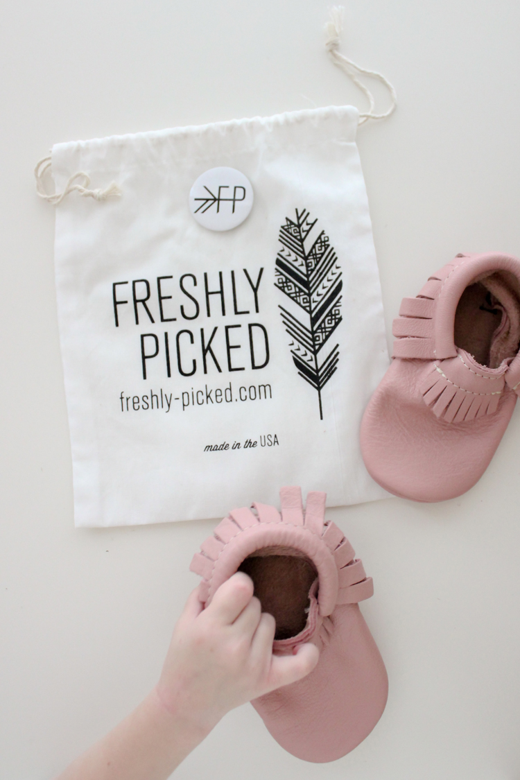Freshly Picked Moccasin Review + Giveaway - Delia Creates