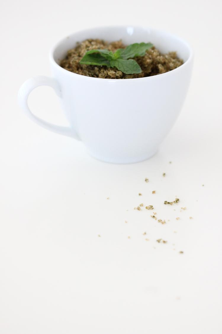 Herbed Sugars - Delia Creates