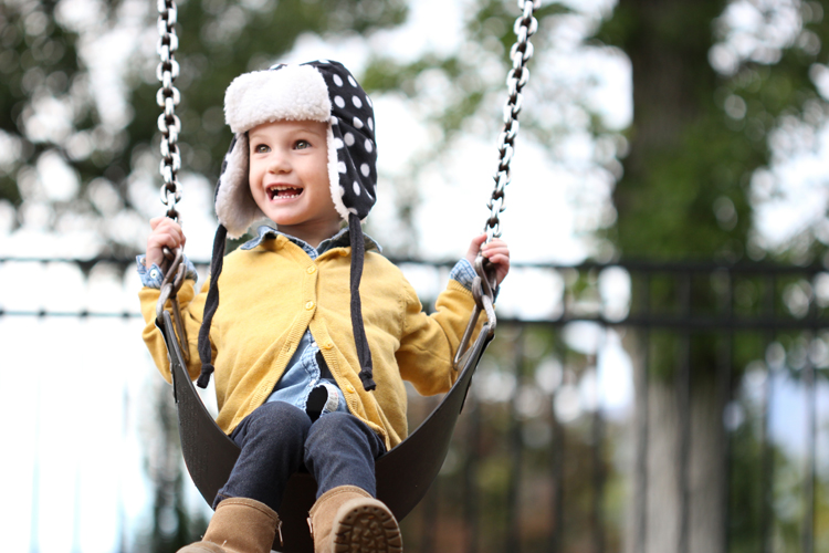 428da1b91 Toddler Ear Flap Hat – Free Pattern!