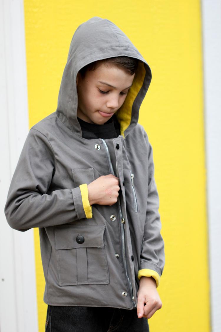 sweet 16 photo book ideas - 5 & 10 Designs Zipped Up Jacket