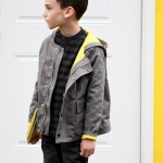 5 & 10 Designs: Zipped Up Jacket