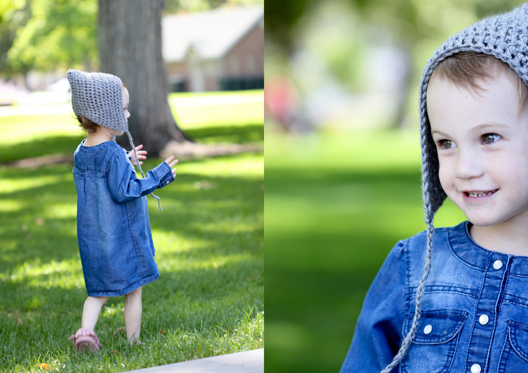Tension free bonnet