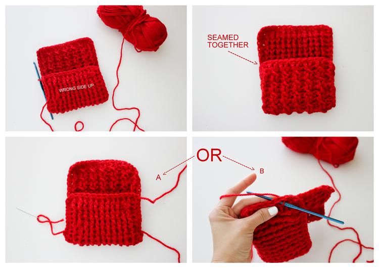 Cute Crocheted Toddler Purse Free Pattern Delia Creates