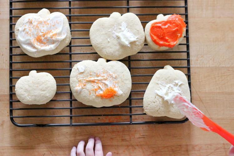 Allergy Friendly Super Yummy Sugar Cookies // Delia Creates