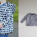 Five and Ten Designs Rain Coat + Giveaway