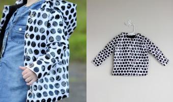 Five and Ten Designs Volume Two Rain Coat - Delia Creates (2)
