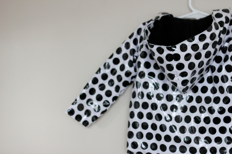 Five and Ten Designs Volume Two Rain Coat - Delia Creates (3)