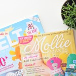 Featured in Mollie Makes!