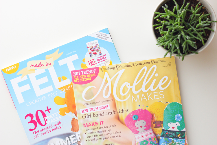 Mollie Makes and Felt Magazine (1 of 6)1006