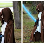 Star Wars Halloween Costumes: Anakin and Obi-Wan