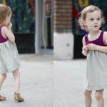 Bohemian Baby Doll dress