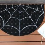 DIY Spiderweb Doormat