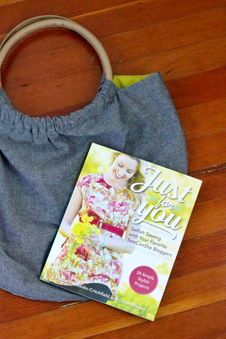 Just For You Book Review + Giveaway // Delia Creates
