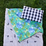 DIY Toddler Sleeping Bag TUTORIAL