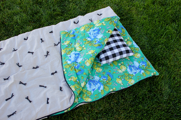 Sewing Pattern For Sleeping Bag
