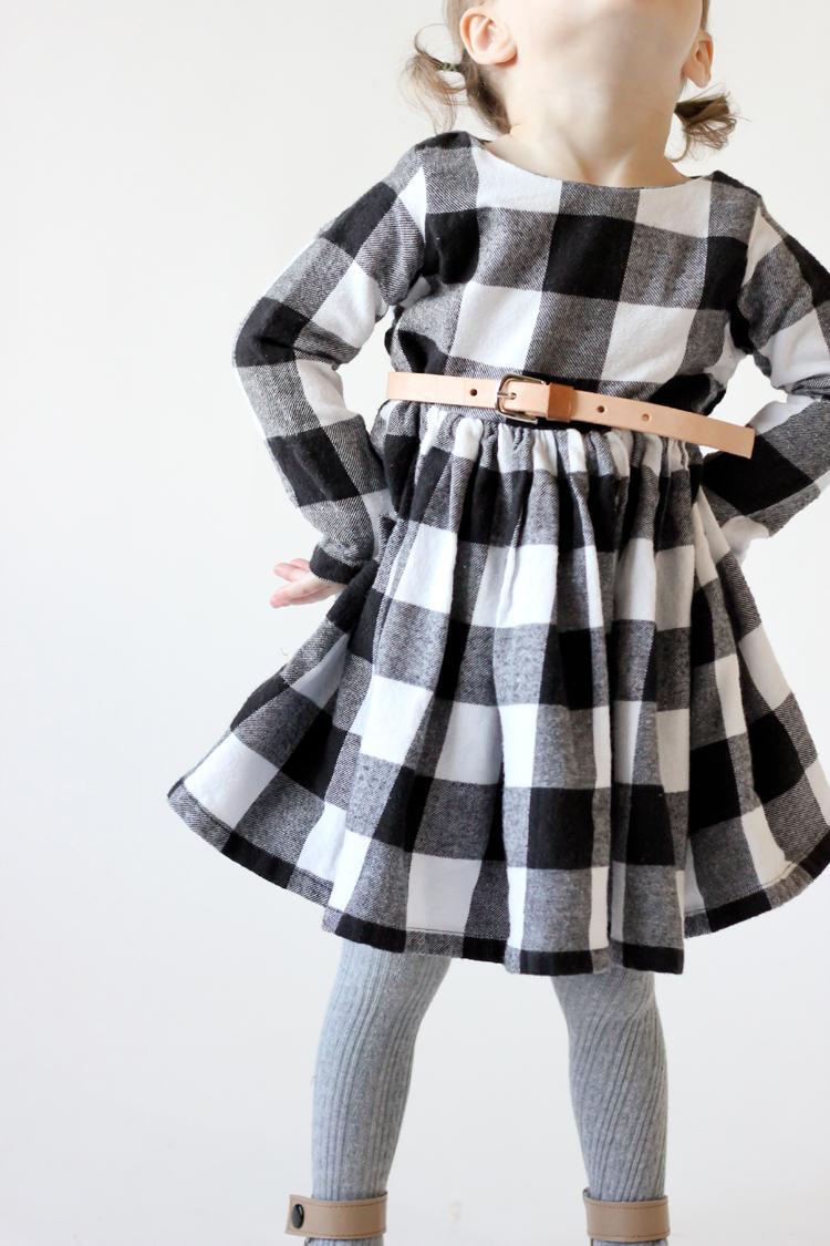 DIY Skinny Belt Tutorial // Delia Creates