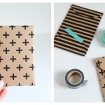 Kraft Paper Gift Card Envelope – Free Printable!