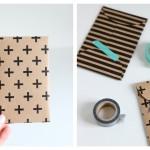 Kraft Paper Gift Card Envelope – Free Printable!