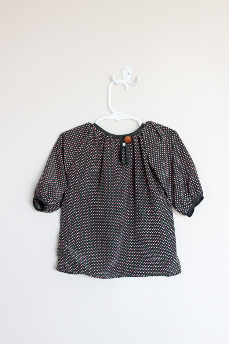 Abigail Tunic // Delia Creates