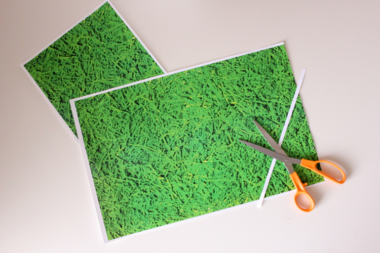 image relating to Printable Grass named Easter Gr Wrapping Paper totally free printables!