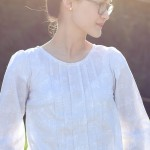 Selfish Sewing Week: Josephine Blouse