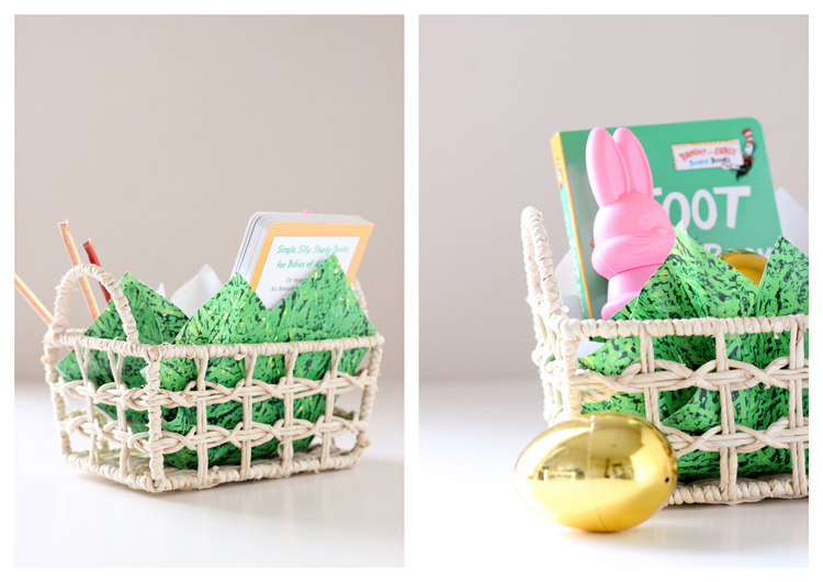 Easter grass paper - FREE Printable! // Delia Creates