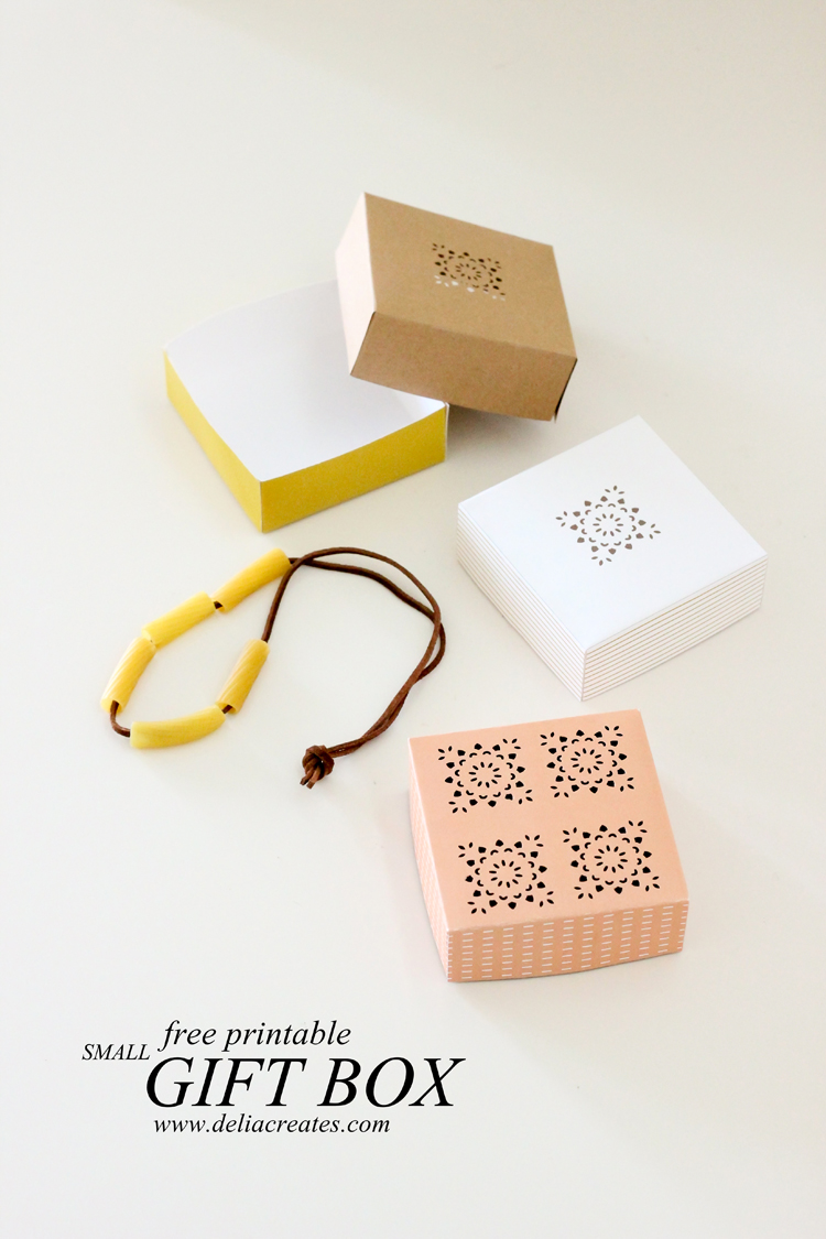 photograph regarding Printable Gift Box named Totally free Printable Present Containers