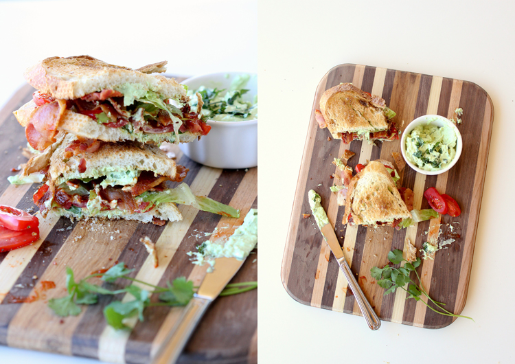 Three easy ways to build a better BLT // Delia Creates