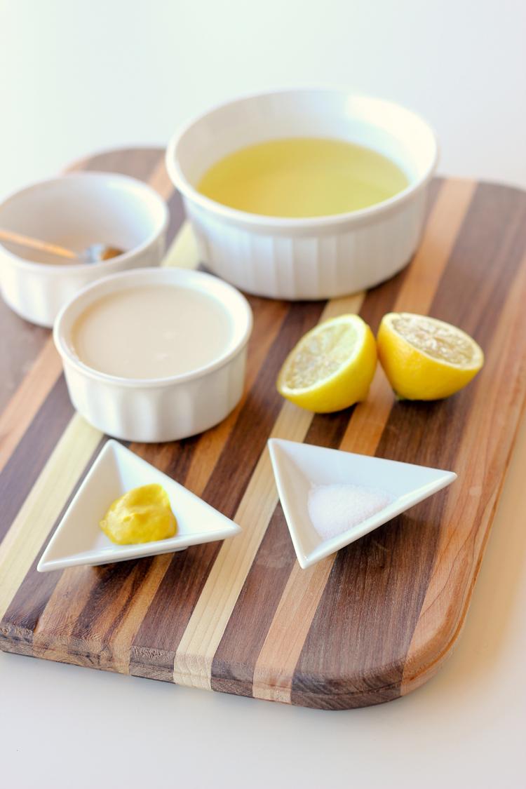 Super Easy Vegan Mayo Recipe // Delia Creates