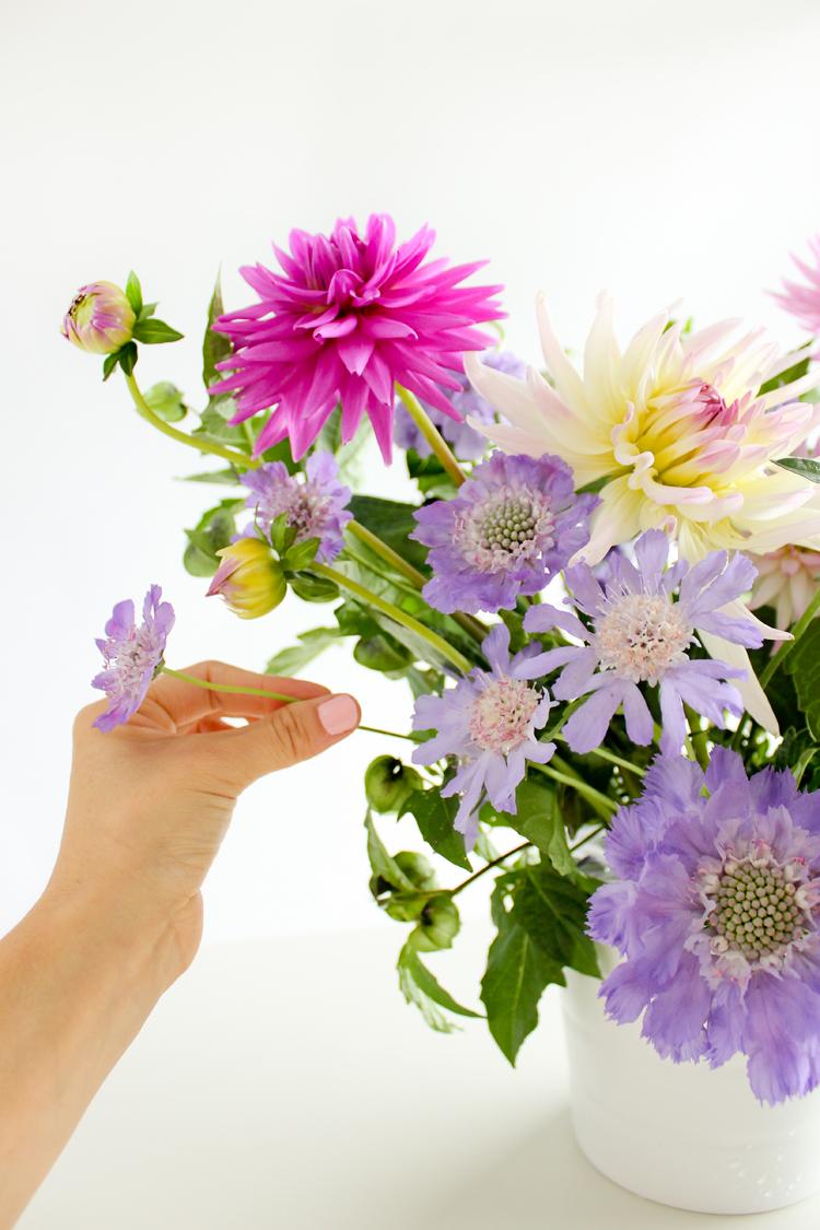DIY Floral Arrangements - for beginners!