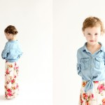 Toddler Maxi Skirt