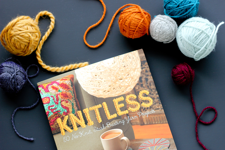 Knitless Book Review + Giveaway // Delia Creates