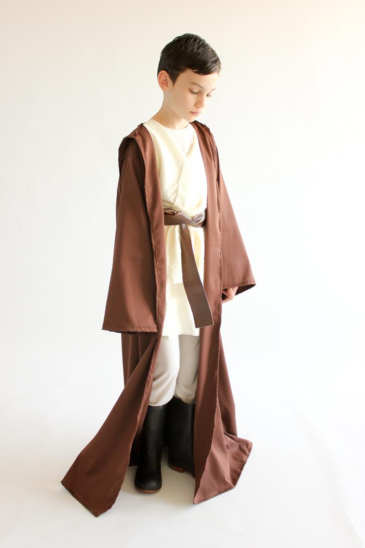 Star Wars Obi Wan Costume Tutorial